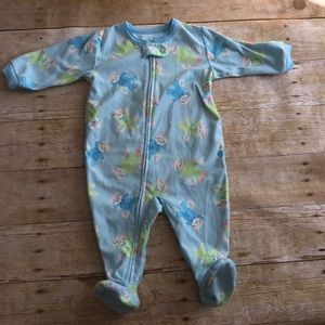 Baby pajamas sleeper By Carter's Size 6 Months